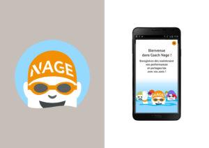 Application mobile Coach Nage