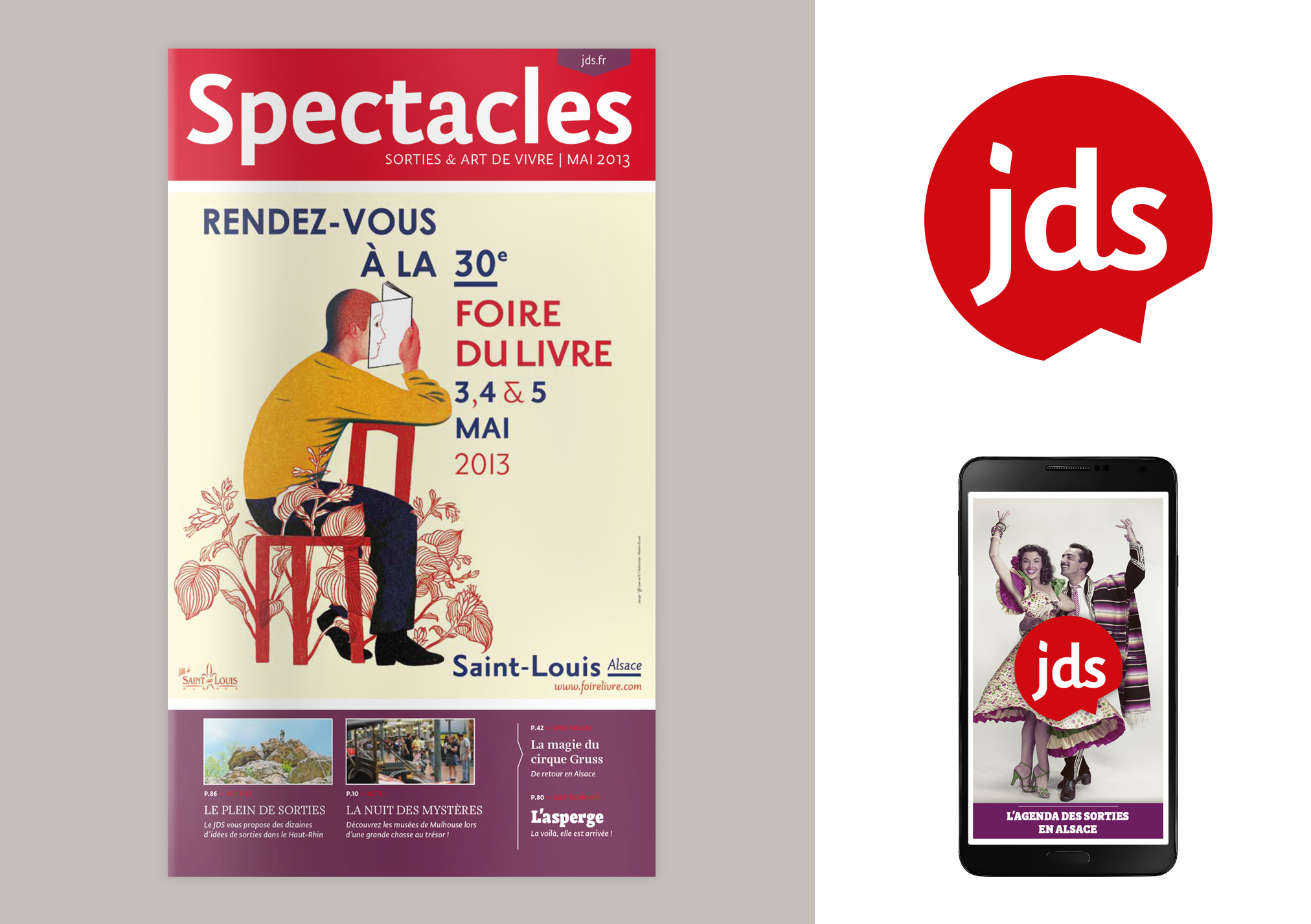 Jds - Journal des Spectacles