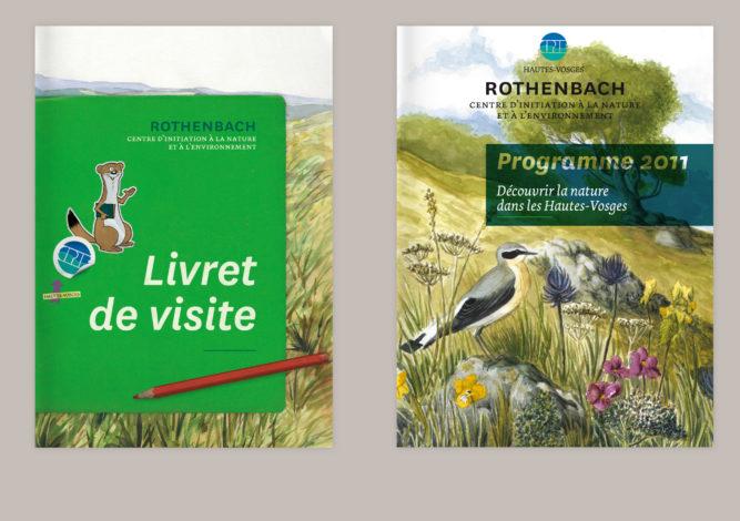 Cpie des Hautes-Vosges / Centre d'initiation à la nature et à l'environnement du Rothenbach.