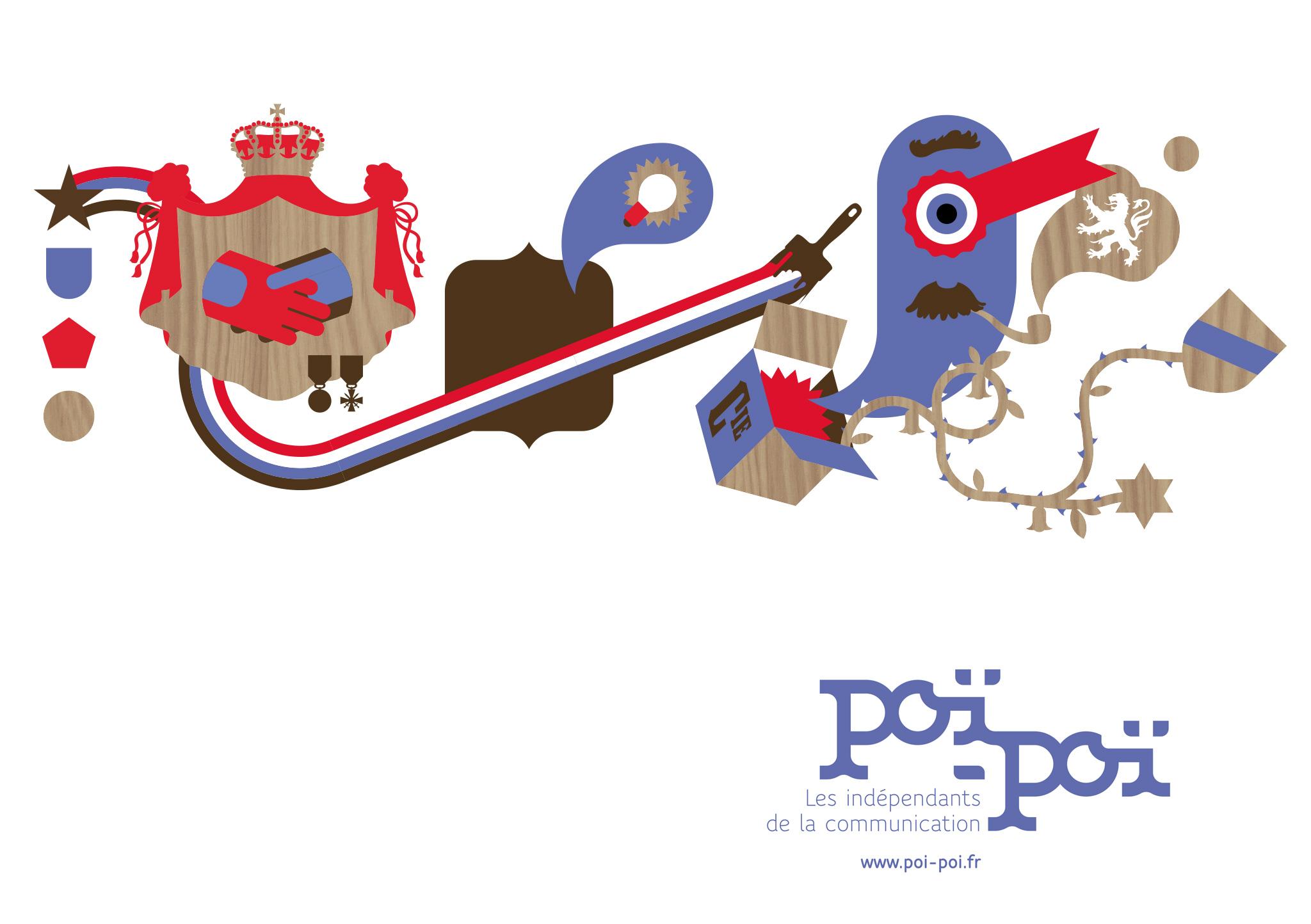 Poï-Poï, réseau & label de professionnels de la communication