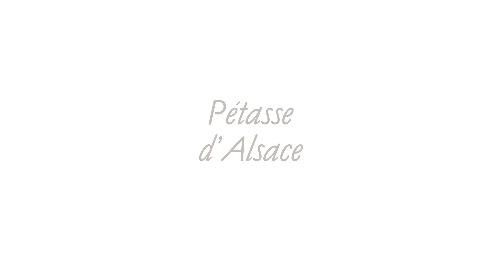 Sweat shirt Pétasse d'Alsace