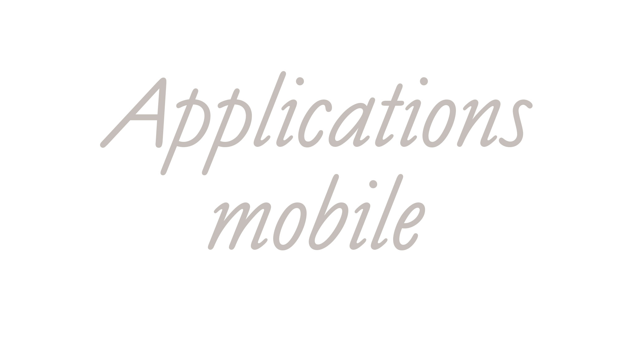 Habillage d'applications mobiles